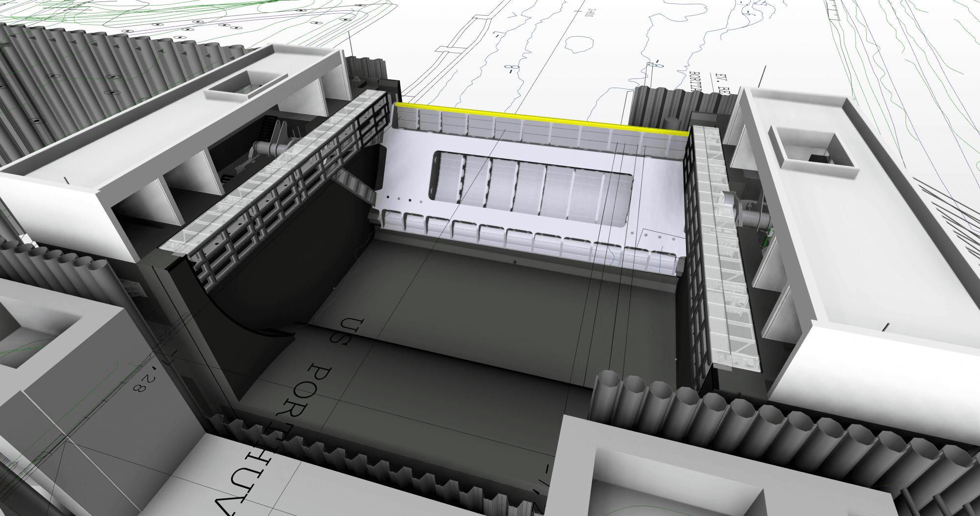 Duplex segmentdeuren Södertälje