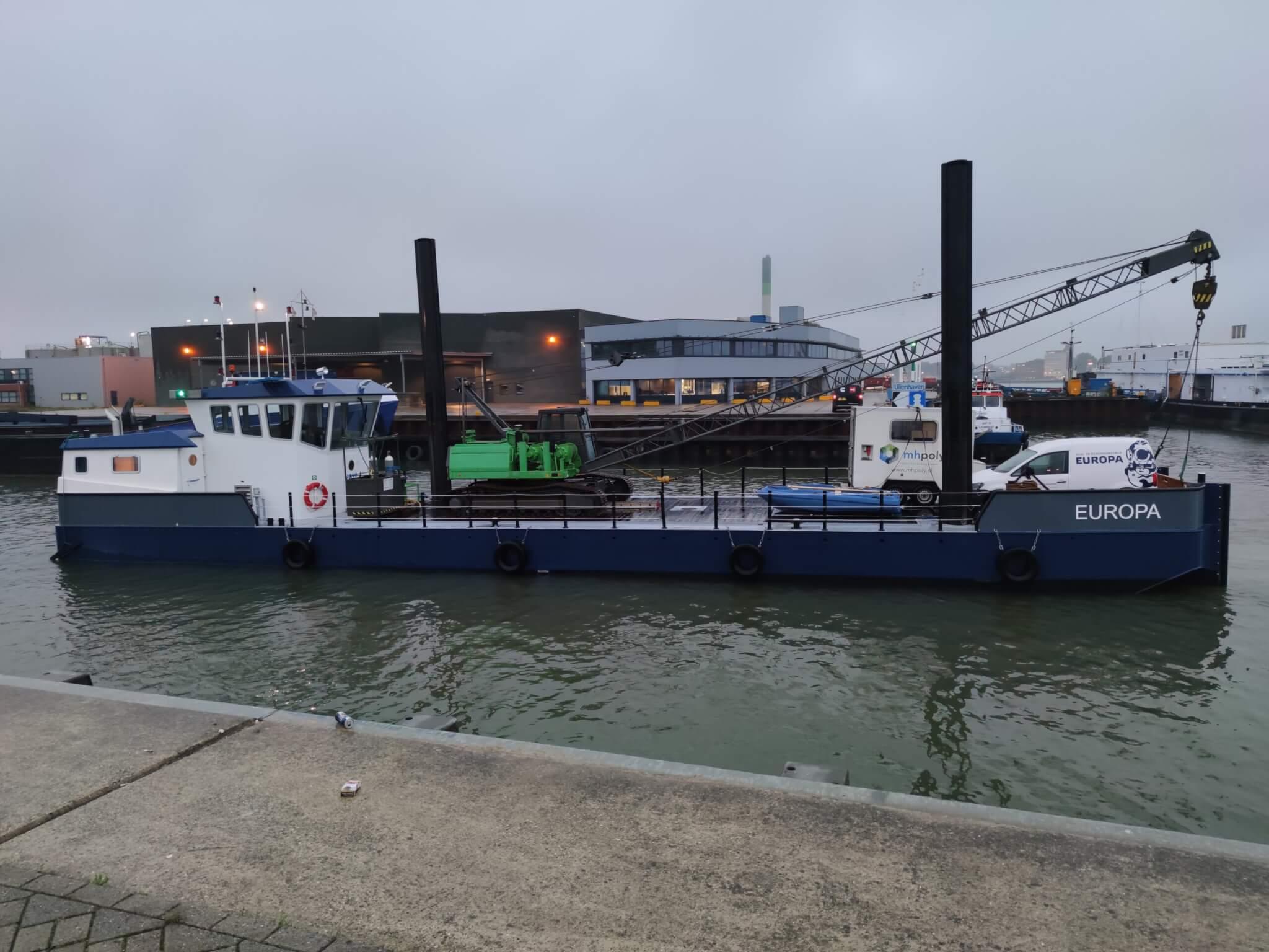 Waterbodem Rotterdam