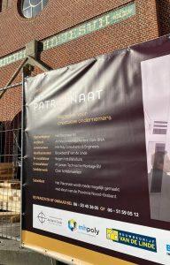 Fotocredit: Het patronaat Bergen op Zoom bouwbord